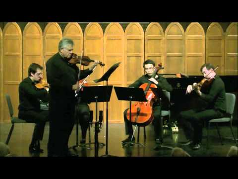 Rondo for Violin and String Quartet in A Major, D. 438 - Franz Schubert
