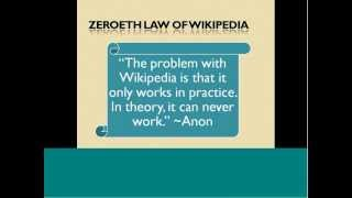 "OCLC Research Webinar Recording: ""Wikipedia and Libraries: What"