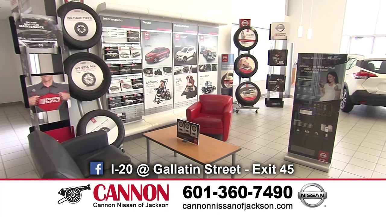 Cannon Nissan Jackson | New & Pre-owned Vehicles | A Clinton
