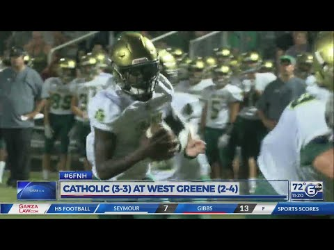 Week 8: Catholic at West-Greene