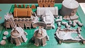 Kickstarter Showcse: Epic Sci-Fi Tiles: Sci Fi Tiles for 3D