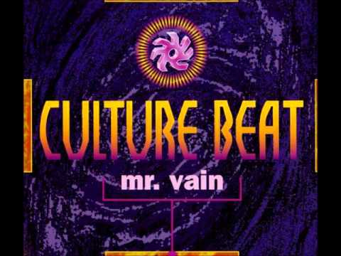 Culture Beat  Mr Vain  Original Version   1993