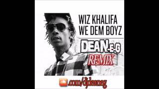 Wiz Khalifa - We Dem Boyz (Dean-E-G Deep House Remix)