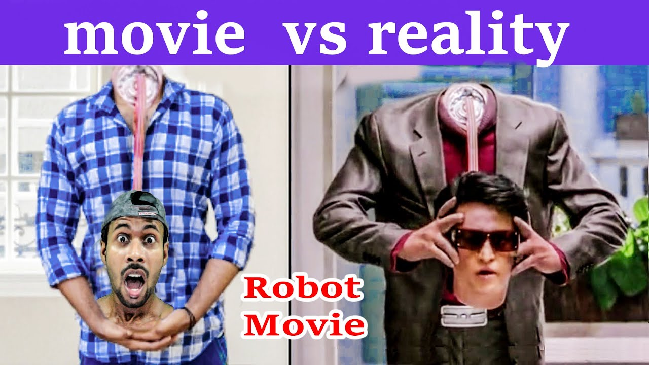 Robot movie spoof || Bangla funny video 2020 || Sapan Ahamed