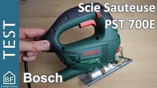 Test Outillage : Scie sauteuse Bosch PST 700E