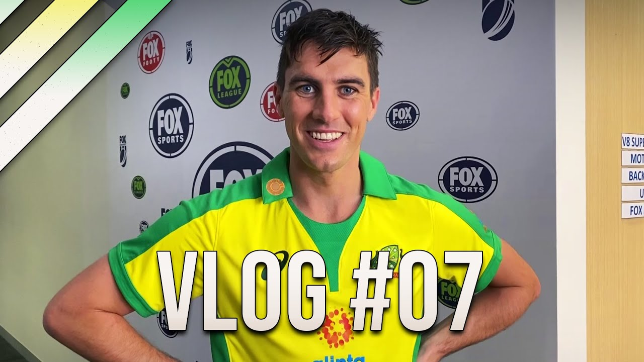 Out of Isolation!! | Vlog #07 | Pat Cummins