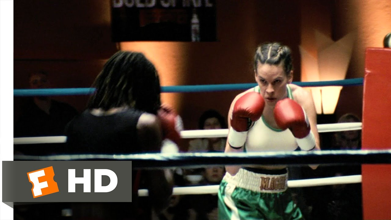 million dollar baby 25 movie clip maggie victorious