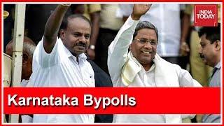 Karnataka Bypolls A Litmus Test For Congress-JDS Coalition?