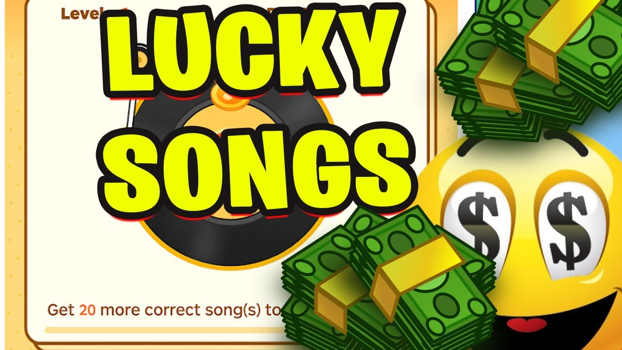 Lucky Songs Paypal Games For Money Best App To Earn Gift Cards Make Money App Youtube