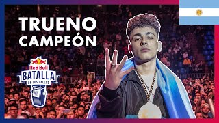 TRUENO vs WOLF - Final | Red bull Argentina 2019