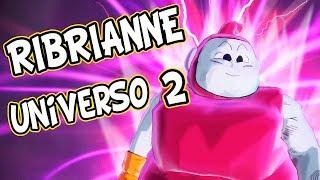 RIBRIANNE e Brianne Universo 2 - DRAGON BALL XENOVERSE 2 MOD ITA