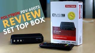 Set Top Box Polytron PDV 600T2 (Review)