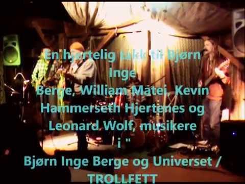 """""""Engang var jeg en ulv""""  rodbergMband live Midtgardfestivalen"""