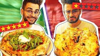 LA PIRE VS LA MEILLEURE PIZZA DE PARIS