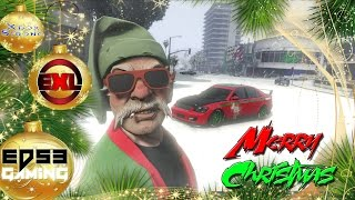 "GTA Online - Merry Christmas ""Metallica {Carol of the Bells}"" - Trans Siberian Orchestra"
