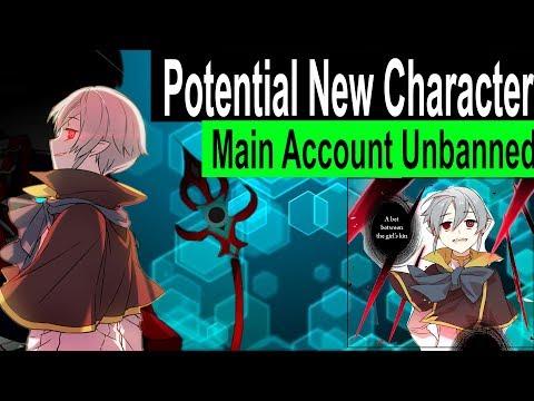 Elsword New Character 2020 Elsword] Tyr= New Character?   YouTube