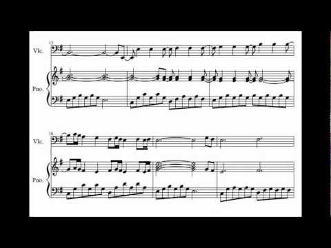 oltremare sheet music