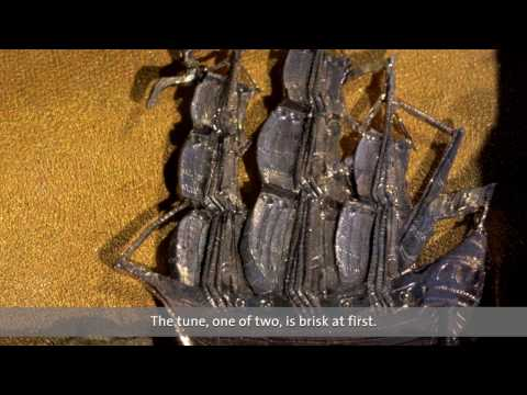 Ships at Sea: An 18th-century music box