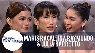 Maris, Ina and Julia on being friends with their exes | TWBA