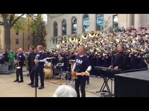Nd marching band and chicago - saturday in the park mp3