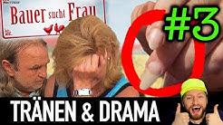 Bauer sucht Frau 2019: GÜLLE-DATE! Fingernägel! Tränen! 💩💅😭 Folge 3