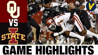 #18 Oklahoma Vs Iowa State Highlights | Week 5 College Football Highlights | 2020 College Football