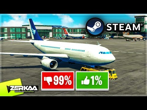 I Played The LOWEST RATED Game On Steam EVER!