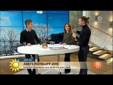 Årets matbluff hittar du i kyldisken - Nyhetsmorgon (TV4)
