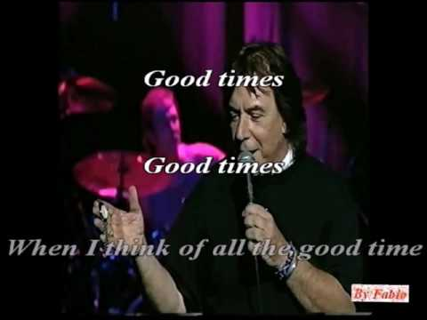 Eric  Burdon and The Animals  Good Times Karaoke