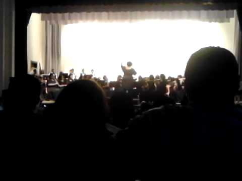 Crystal Springs High School Band Spring Concert