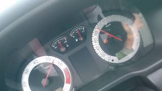 skoda octavia rs 1.8 turbo auq chip 50-200km/h