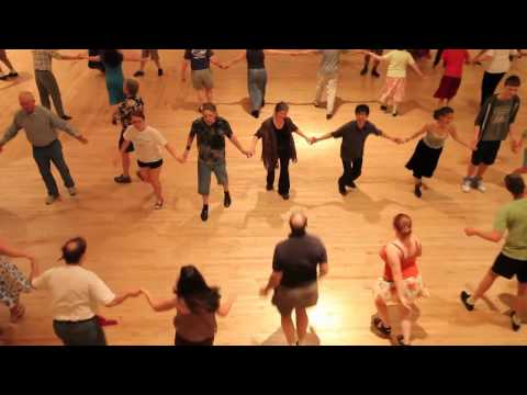 Folklore Society of Greater Washington Contra Dance