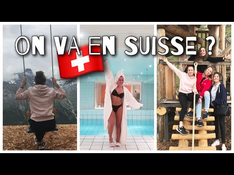 🍍  JE VOUS EMBARQUE EN SUISSE - SAAS FEE ⎮ TRAVEL DIARY