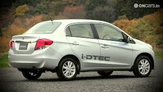 Honda Amaze 1.5 i-DTEC Design Review