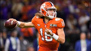 Trevor Lawrence FULL College Highlights (2018-2020)