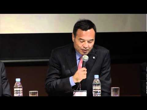 """03 PART2 6 Panel Discussion: """"Japan on the Global Stage"""""""