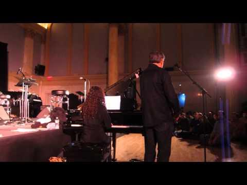 Sylvie Courvoisier / Mark Feldman duo - Winter...