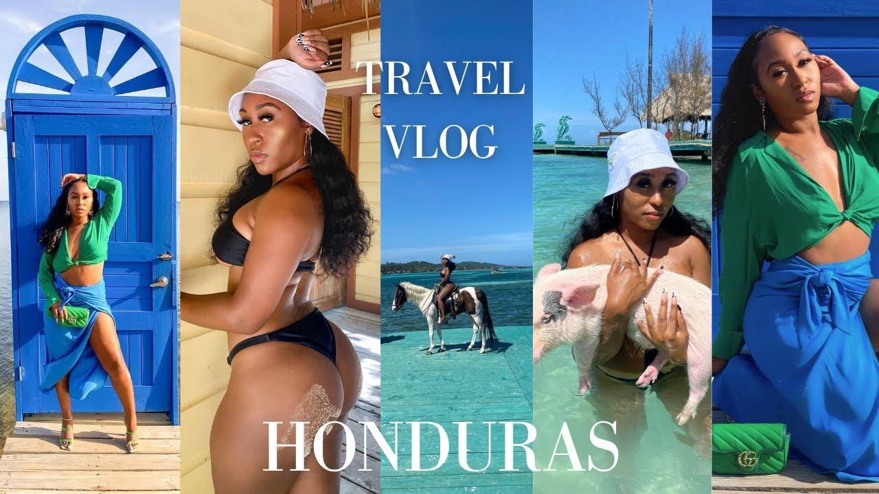 Download IS HONDURAS SAFE FOR TRAVEL? | HONDURAS TRAVEL VLOG FT LITTLE FRENCH KEY & ROATAN