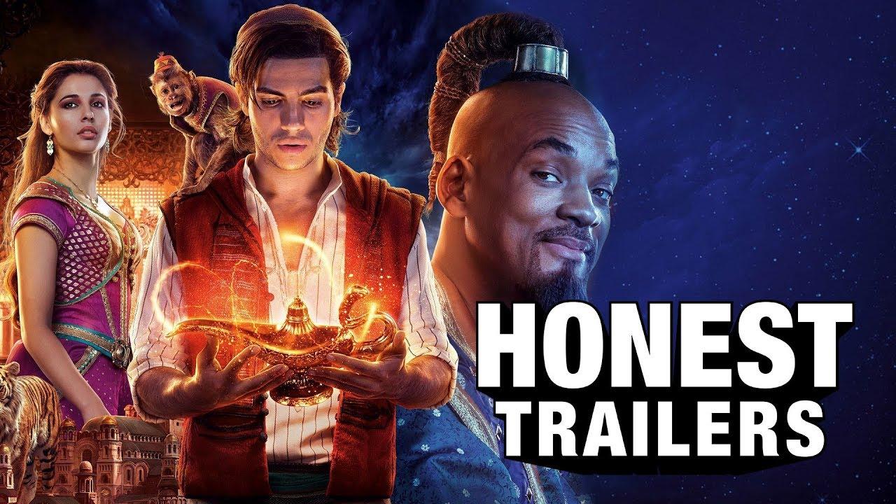 Aladdin Honest Trailer: You Ain't Never Had a Friend Like