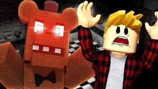 💎FIVE NIGHTS AT FREDDY'S W ROBLOXIE! I ROBLOX #13 💎