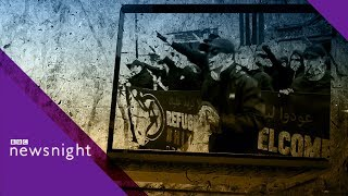 The rise of the extreme far-right in Britain - BBC Newsnight