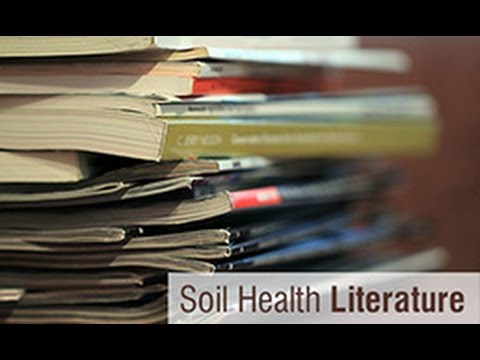 The Science Behind Healthy Soil: NRCS' Soil Health Literature Review Project