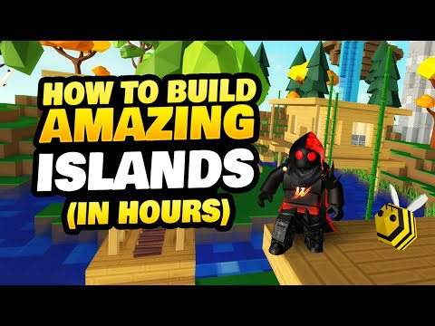 How to Build an Amazing Island in Roblox Islands in Hours