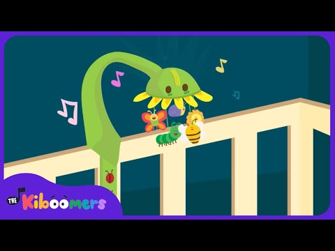 Baby Sleep Music | White Noise For Babies | Baby Songs To Sleep | The Kiboomers