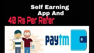 BEST Self Earning App Ever| Downlaod Now| And Earn 40 Rs Per Refer|By Secret Top 10s