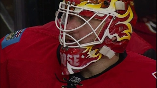 Kypreos: Really tough to watch Flames goalie humiliation