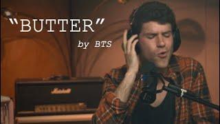 """""""Butter"""" (live cover) by BTS"""