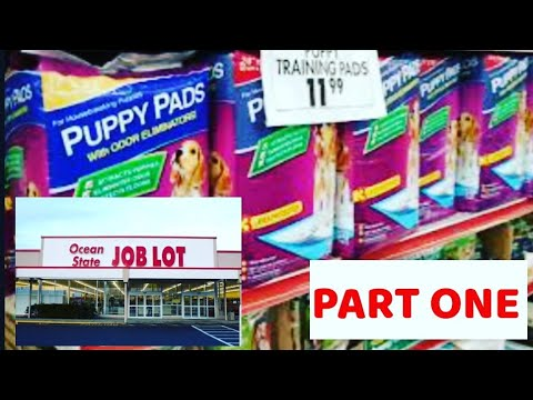 SHOP WITH ME OCEAN STATE JOB LOT  PART 1
