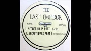 The Last Emperor - Secret Wars Part I + II