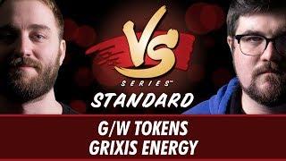 3/19/2018 - Ross Vs. Brad: G/W Tokens Vs. Grixis Energy [Standard]